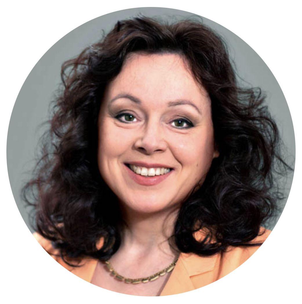Antonia Anderland - Organisationsberaterin, systemischer Business Coach und Wirtschaftsmediatorin
