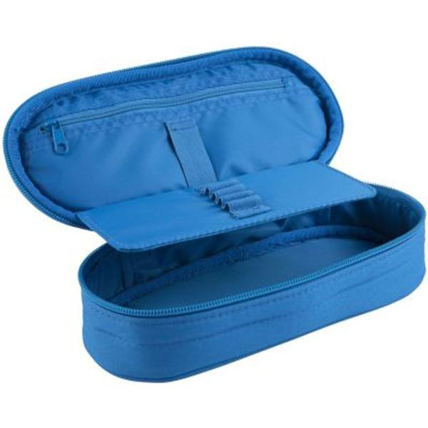 Idena Faulenzer Box blau Mäppchen 240421