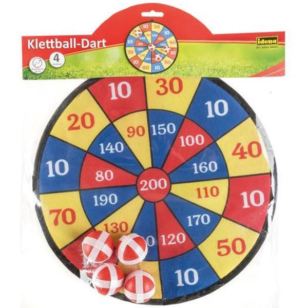 Idena Klettball Dartspiel 40095