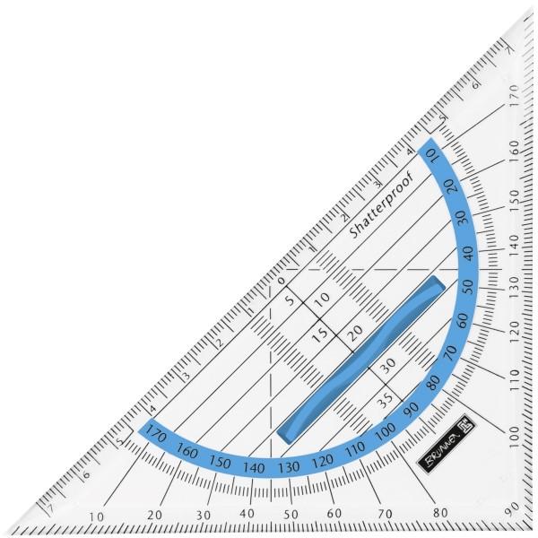 Brunnen Geometrie-Dreieck bruchsicher