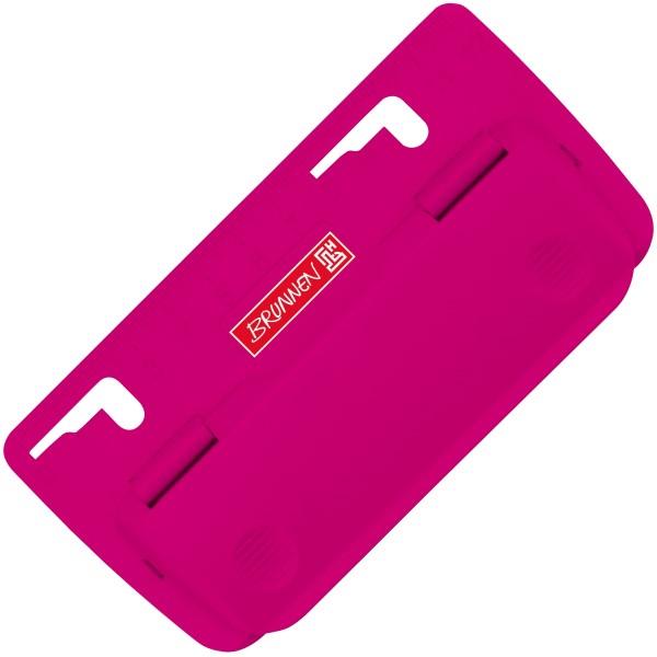 Brunnen Taschenlocher pink