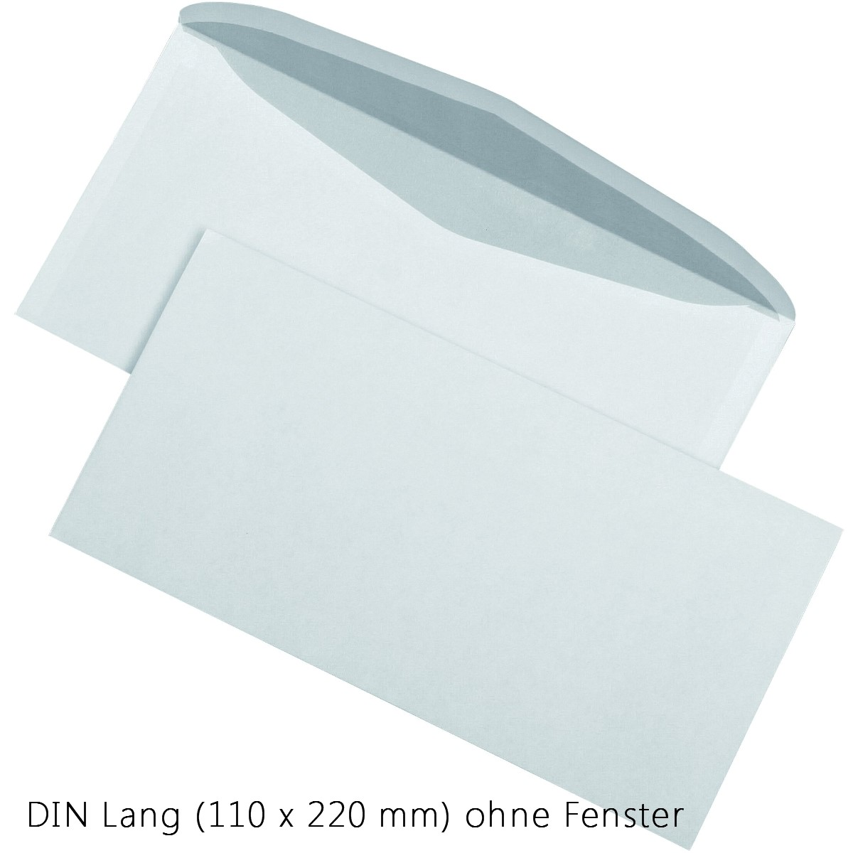 Briefumschlag weiß selbstklebend | eBay
