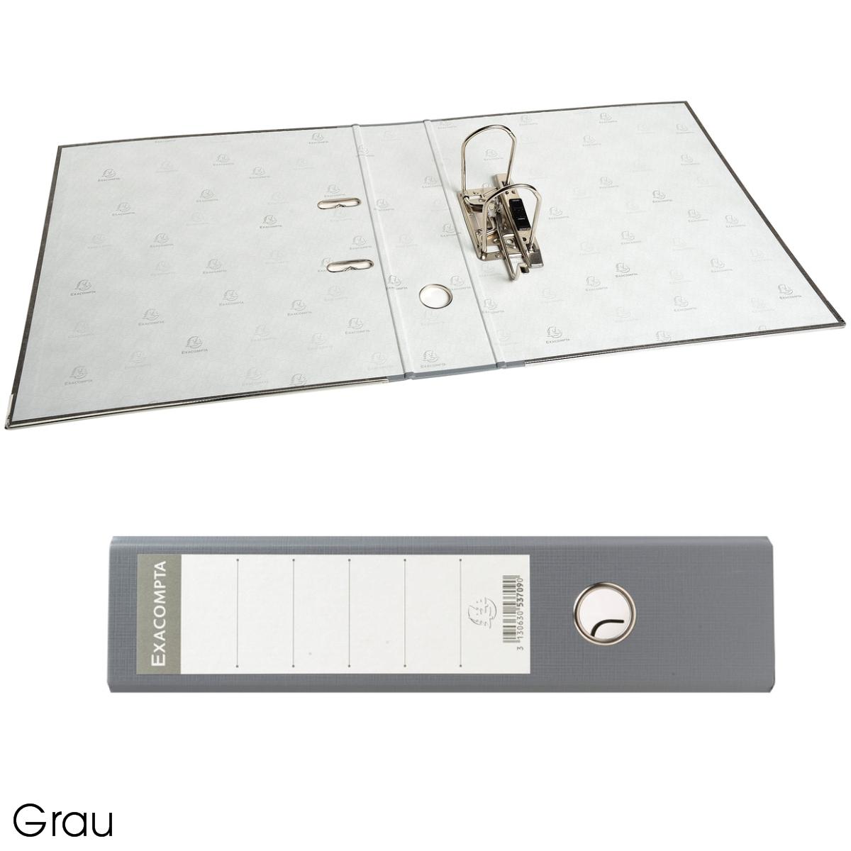 exacompta standard ordner din a4 ebay. Black Bedroom Furniture Sets. Home Design Ideas