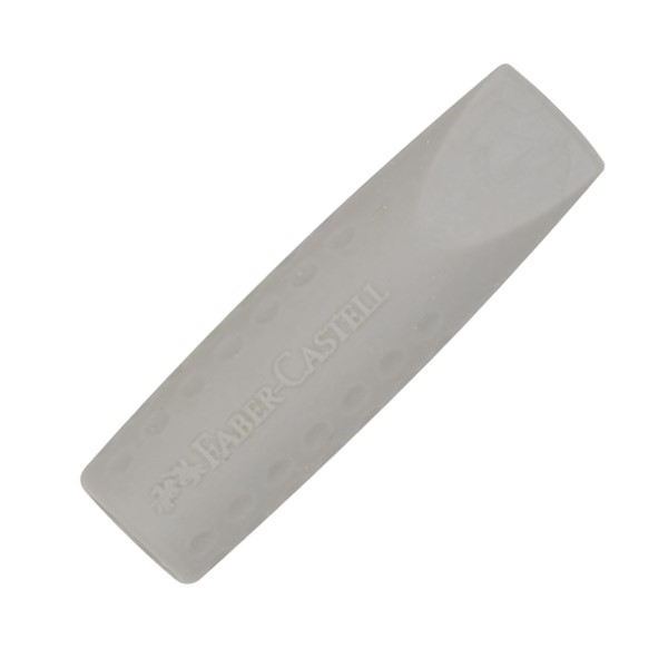 Faber-Castell Aufsteckradierer GRIP 2001 Eraser Cap (2 Stk.)