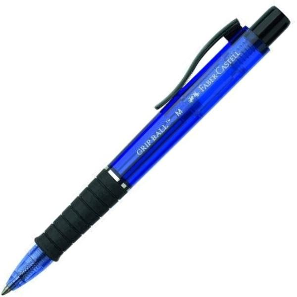 Faber-Castell Kugelschreiber GRIP BALL blau 145752