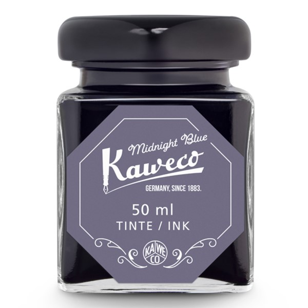 Kaweco Tintenglas 50 ml - Farbauswahl möglich