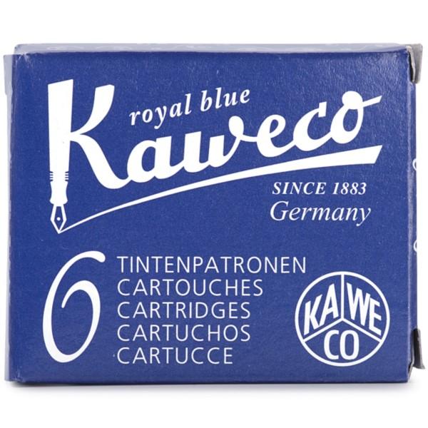 Kaweco Tintenpatronen 6 Stück - Farbauswahl