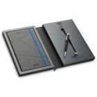LAMY Kugelschreiber-Set logo 204 M+ mit schwarz. Soft-Touch-Lackierung