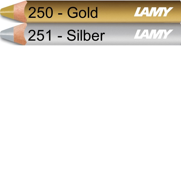 LAMY 3plus Gold Farbstift 250