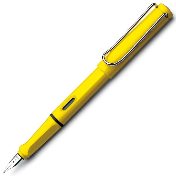 LAMY safari yellow gelb Füllhalter 18 B