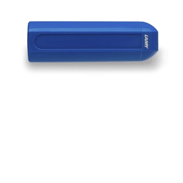 LAMY Ersatzkappe abc blau Füllhalter 009