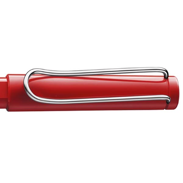 LAMY Ersatzkappe safari red rot Füllhalter 016