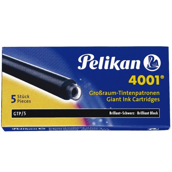 Pelikan Tintenpatrone 4001 GTP/5 (königsblau)