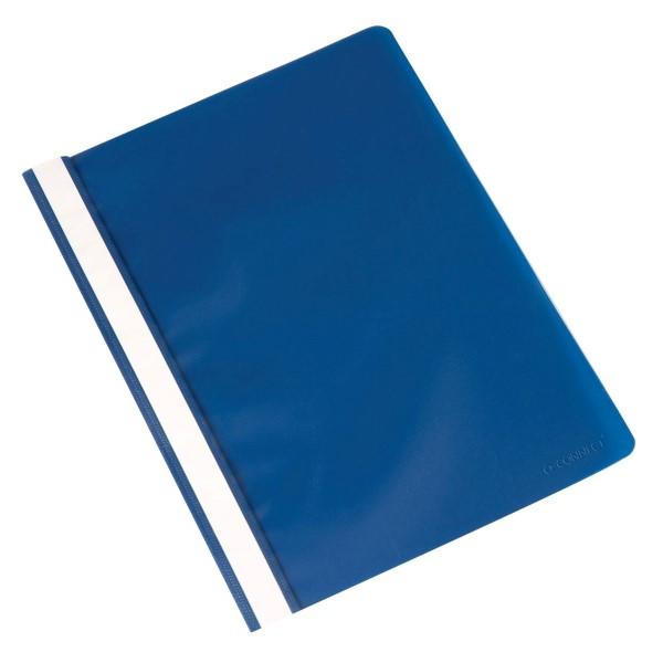 Q-Connect Schnellhefter A4 dunkelblau KF01454
