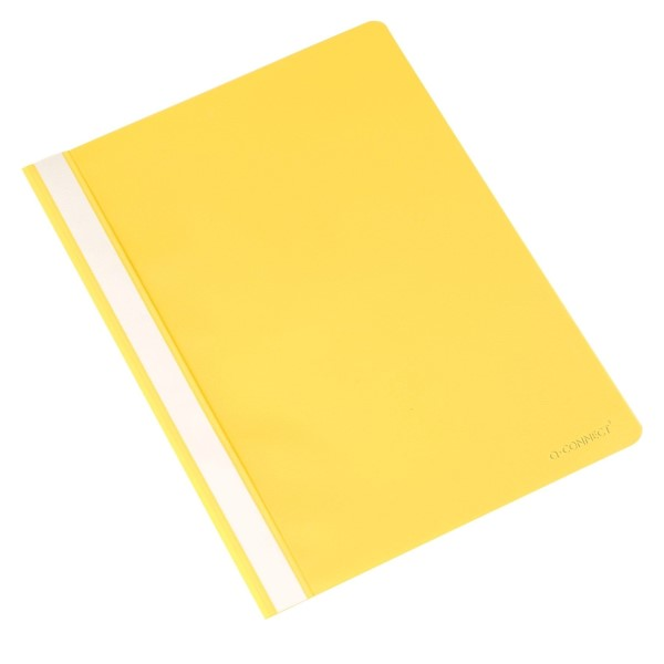 Q-Connect Schnellhefter A4 gelb KF01457