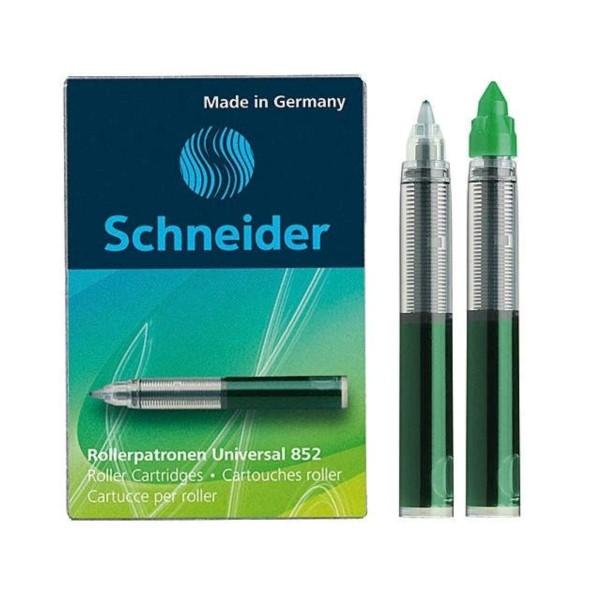 Schneider Rollerpatrone Universal 852 (grün)