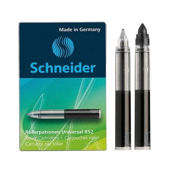 Schneider Rollerpatrone Universal 852 (schwarz)