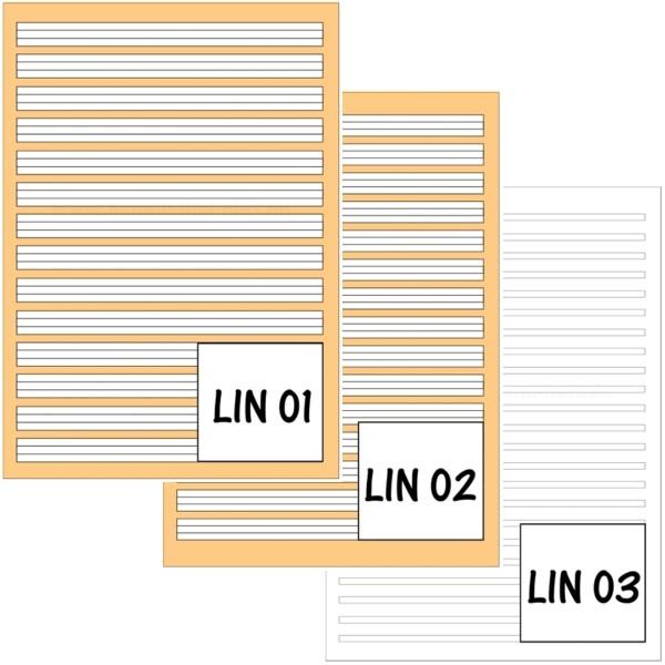 Schulheft DIN-A4