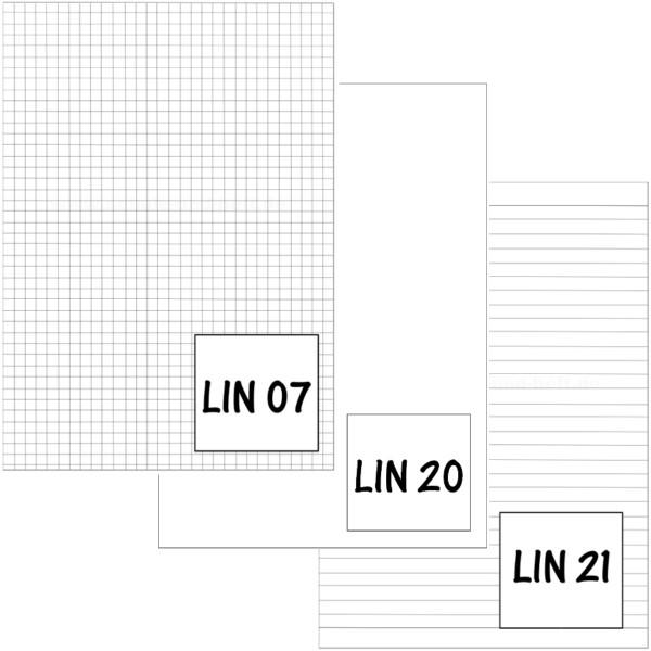 Schulheft DIN-A4 Lin. 7