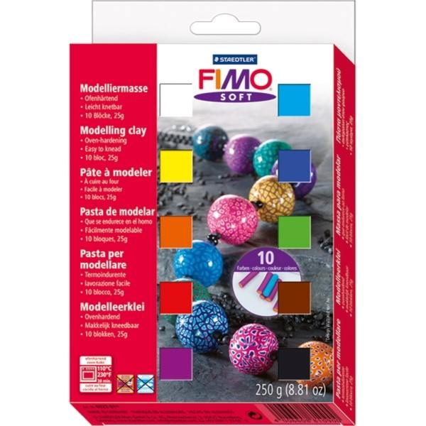 STAEDTLER Fimo Modelliermasse Soft Sets