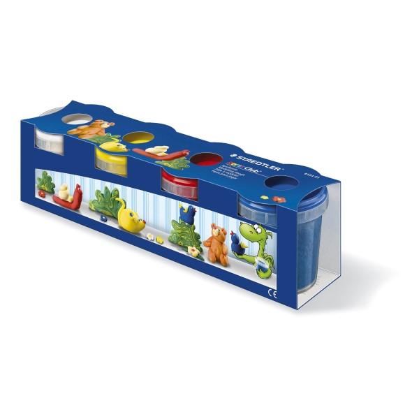 STAEDTLER Spielknete 4er-Set