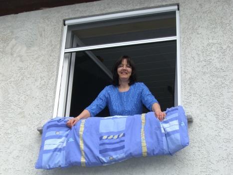 Fliegengitter Rollo - flexibler Insektenschutz für Fenster und Dachfenster