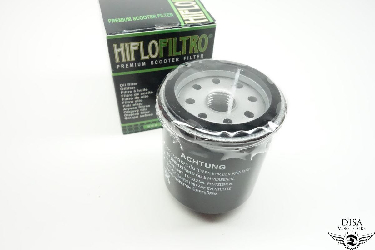 180 Hexagon 125 Liberty 125 *NEU* Ölfilter Hiflo Piaggio//Vespa GTX 125