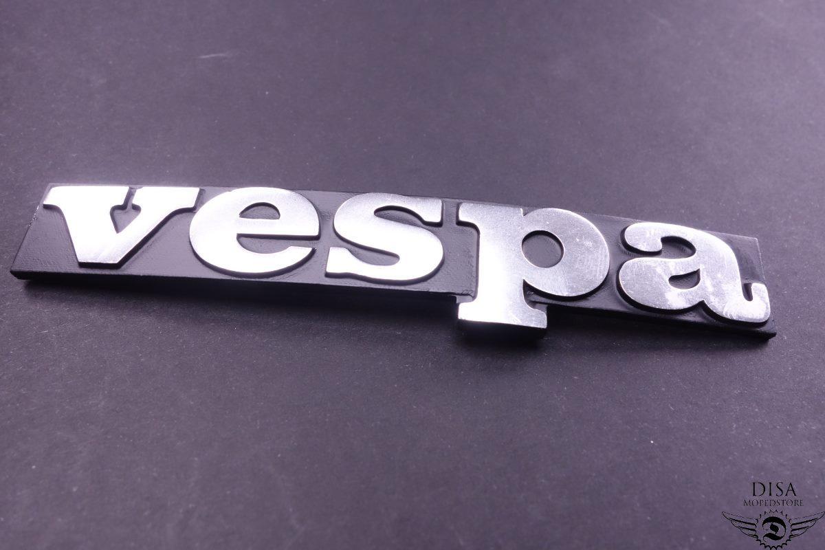 Vespa PK 50 XL2 Schaltung Beinschild Plakette Schriftzug Logo Emblem ...