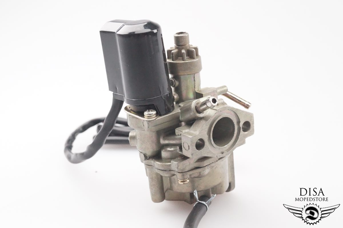 Vergaser komplett mit E-Choke NEU * Peugeot Zenith 50 LN Bremse AJP, 1 SB 2T