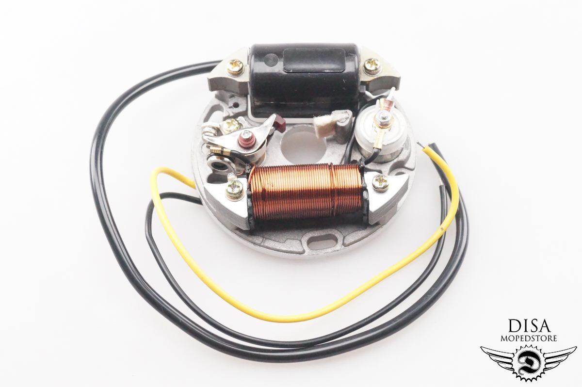 Ausgezeichnet Chevy One Wire Lichtmaschine Umwandlung Ideen - Der ...