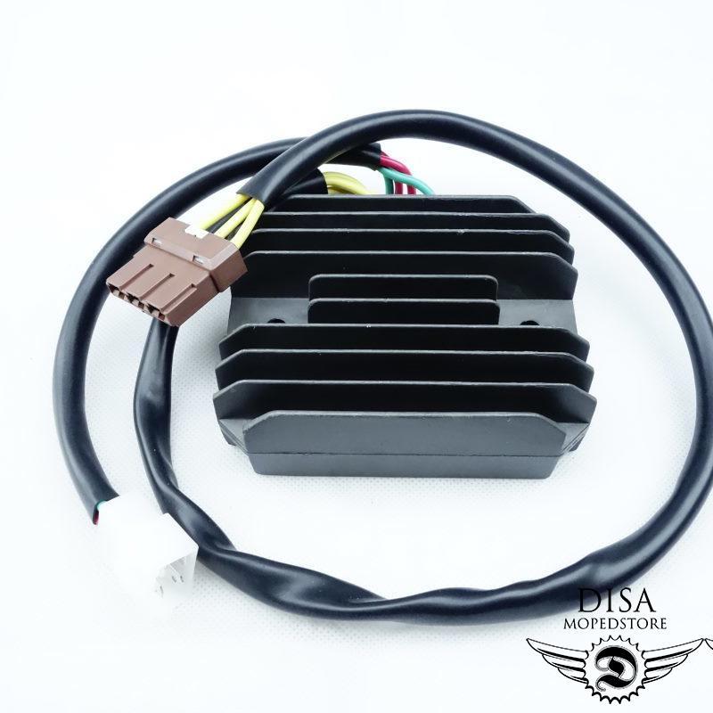 Regler Gleichrichter Spannung passend f/ür A-prilia Atlantic 125 250 ie 500 Sprint