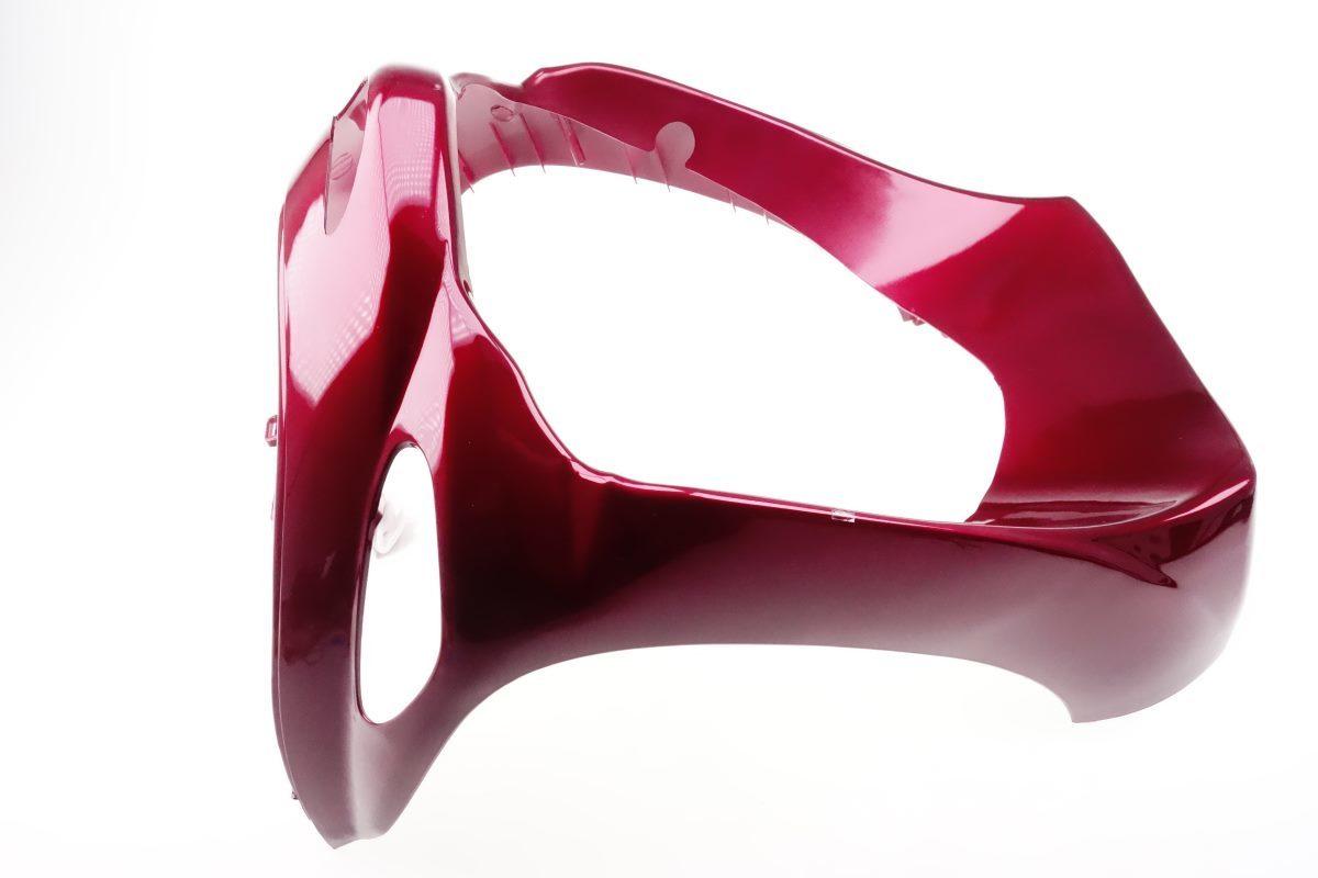 Verkleidungsset Verkleidung Verkleidungsteile in Schwarz für GY6 China Roller QT