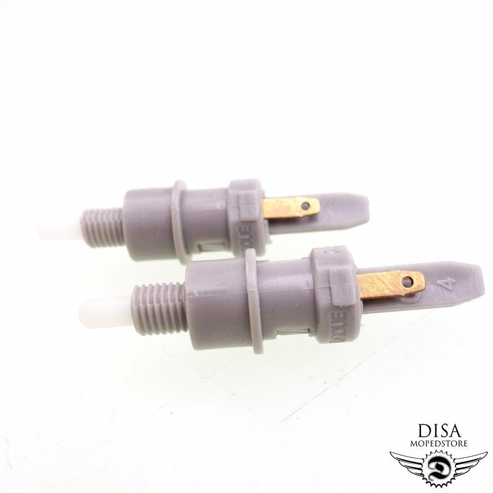 2 Stück Bremslichtschalter MBK Nitro Yamaha Aerox 2 x Bremslichtkontakt NEU *