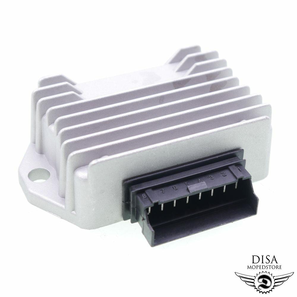 APRILIA Sportcity Street 50 Spannungsregler//Gleichrichter 5-Pin