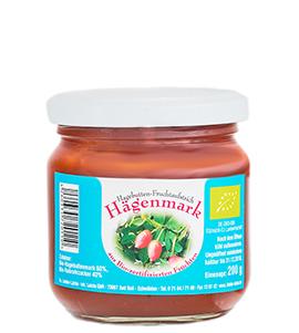 Abbildung Hagebutten-Marmelade, 200g