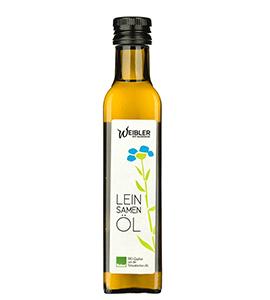 Abbildung Lein Öl 250ml