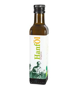 Abbildung Hanf Öl 250ml