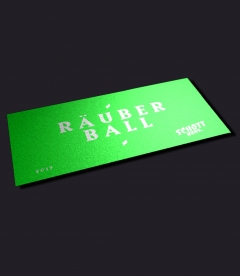 Räuberball 2021 Ticket