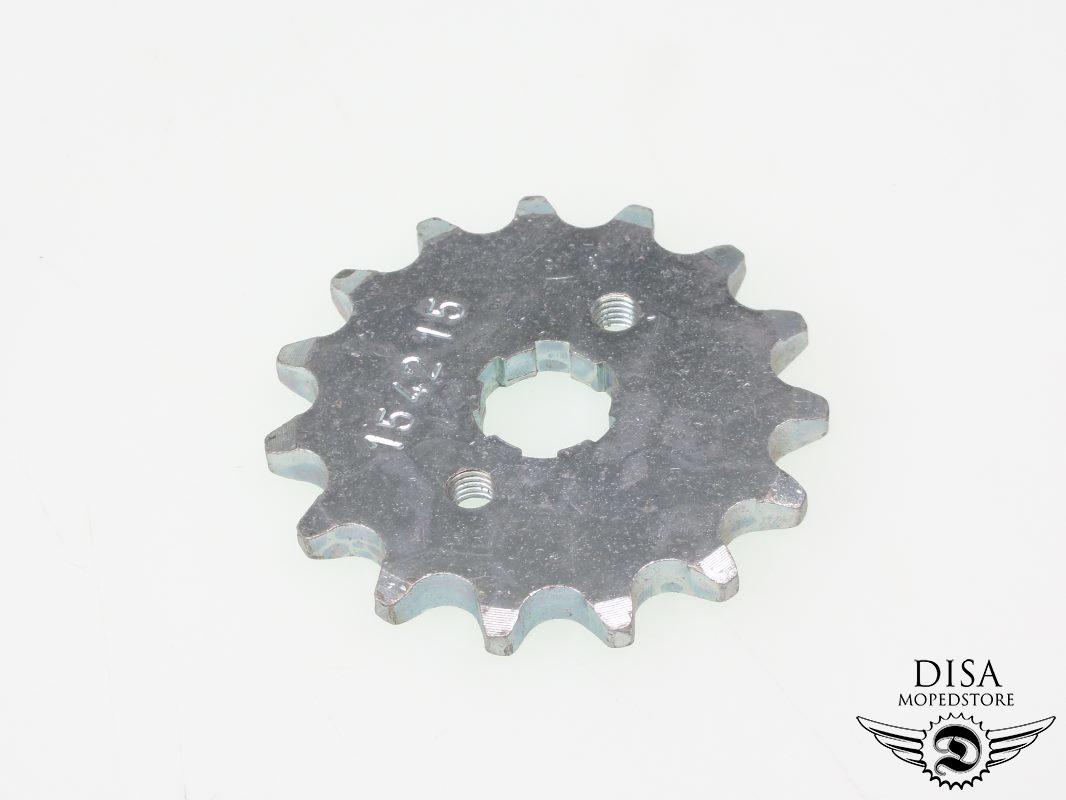 Vespa Kickstarter Zahnrad Ritzel V50 N S L R Special PK 50 XL 12 //10 Zähne NEU