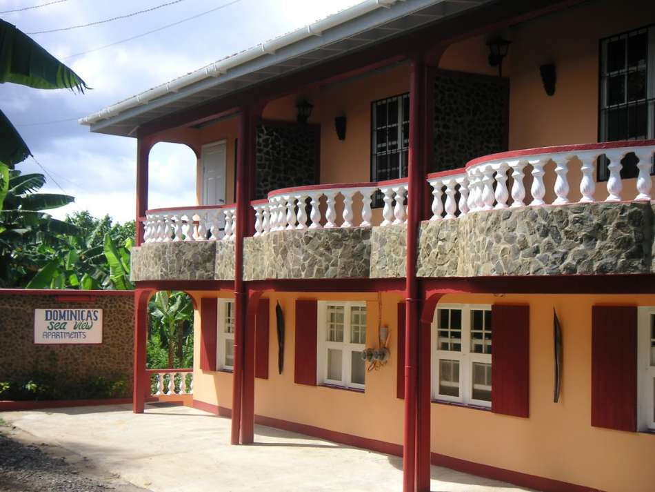 Calibishie Lodges | Seaview Apartments | © Calibishie Lodges