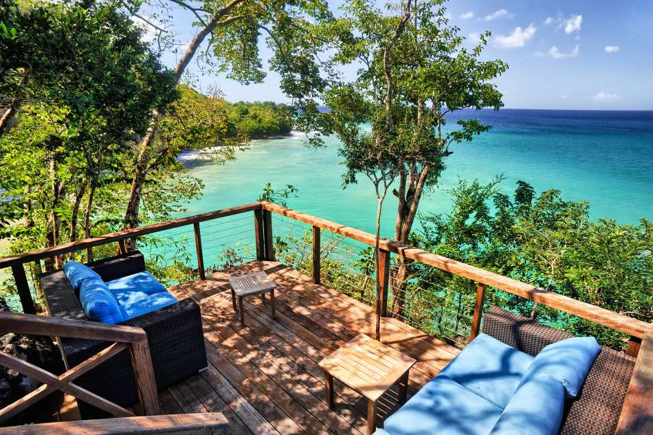 Secret Bay Resort | Blick auf die Bucht | © Secret Bay Resort
