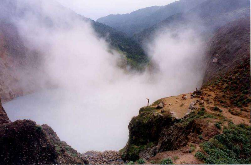 Dominica | Boiling Lake | © Calibishie Lodges