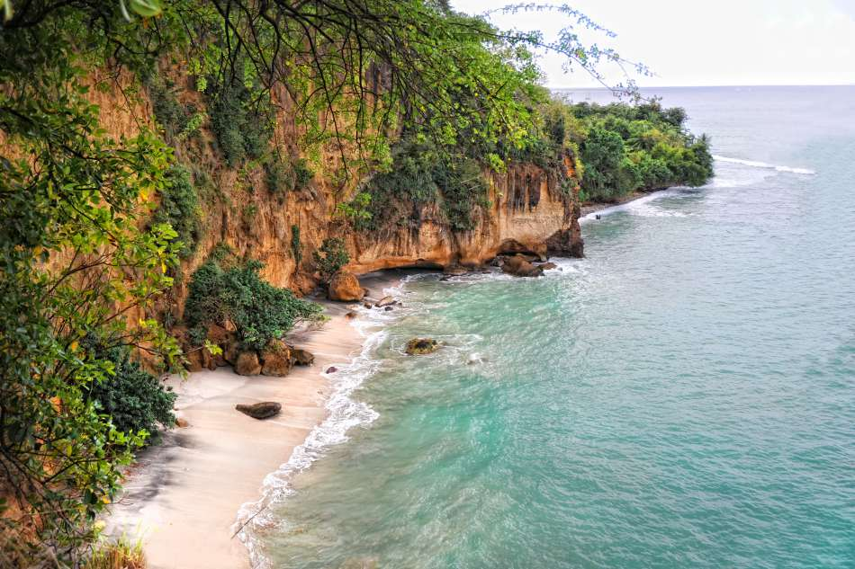 Dominica | Strand an der Secret Bay | © Secret Bay Resort
