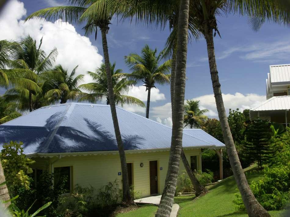 Eden Palm Resort | Bungalows | © Karibik Inside