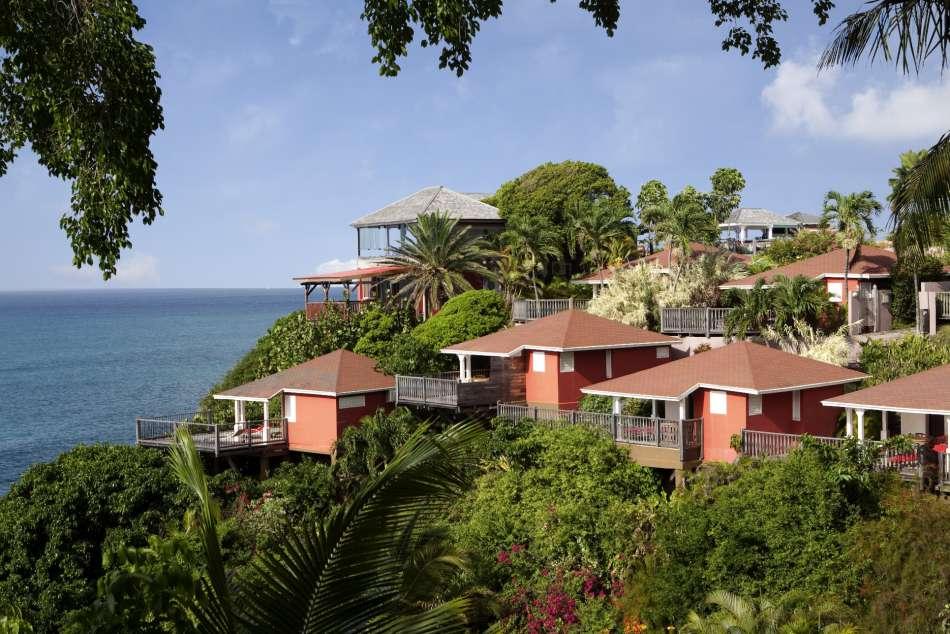 La Toubana   Bungalows   © Des Hotels  & Des Iles