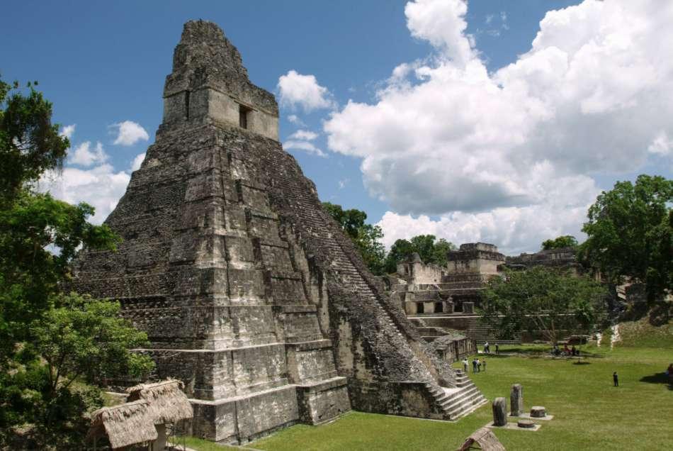 Tikal | Tempel 1 - Tempel des großen Jaguar | © Blancaneaux Lodge