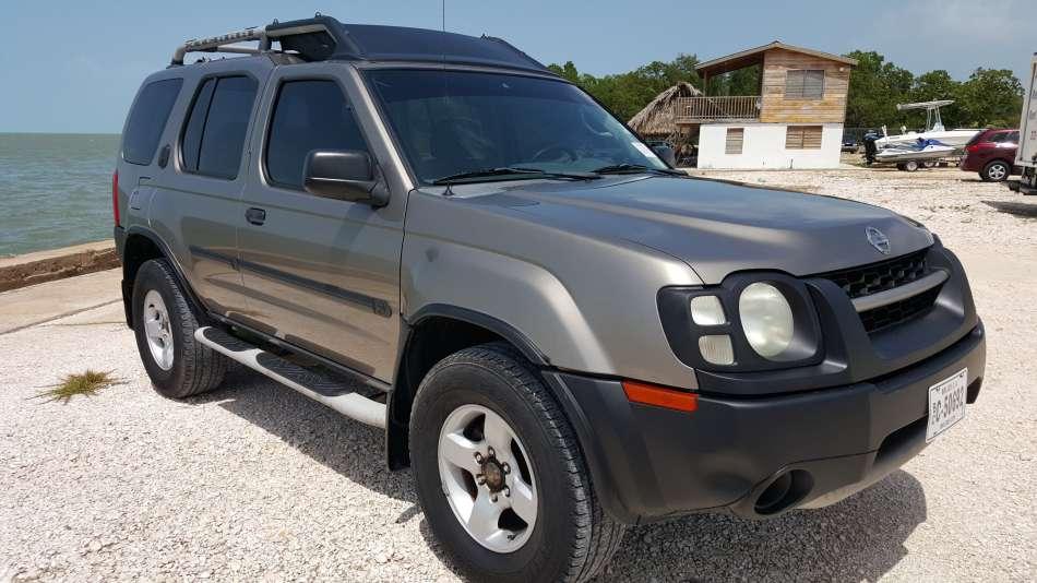 Mietwagen Belize | Nissan Xterra | © AQ Belize Auto Rentals 4 Less