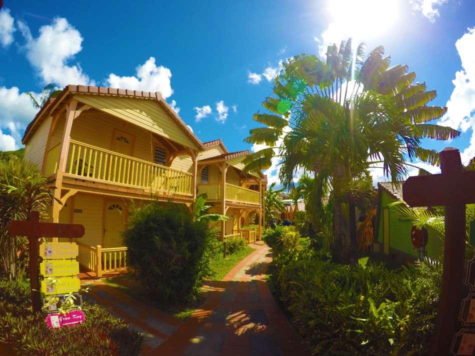 Bambou Hotel | Im Hotelgarten | © Bambou Hotel