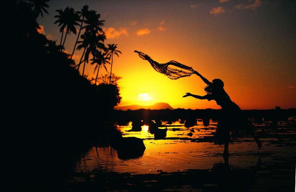 Fiji Islands | Sonnenuntergang in den Yasawas | © Blue Lagoon Cruises