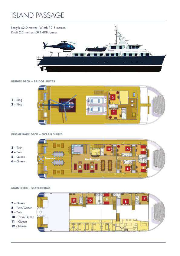 "MV ""Island Passage"" 
